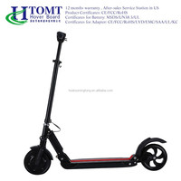 2016 HTOMT Light Weight For Adult Propel Foldable Folding Small Mini Kick Electric Portable Mobility Scooter