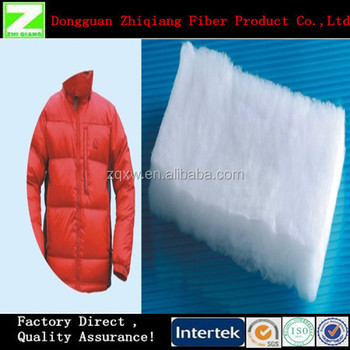 Thermal Bonded Polyester Wadding For Garment And Home Textile