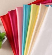 Good selling beauty use mini matt 100% polyester satin fabric for garments