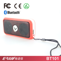 2016 Bluetooth speaker with FM radio, power supply and U disk much play, FM radio speaker