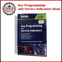 2016 New Arrival Key Programming and Service Indicators Book hot sales on big promotion
