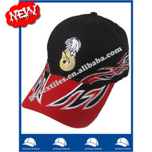 hot deals alibaba manufactory china supplier fashion fire baseball cap with singapore embroidery logo and applique patches