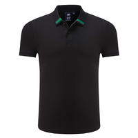 Wholesale OEM service 100% cotton uniform polo shirt for mens