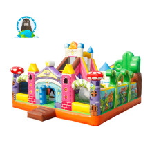 Funny inflatable bouncy castle Inflatable castle outdoor