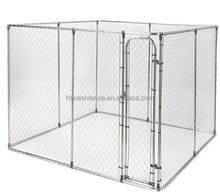 10ft Long Large Modular Dog Wire Kennel