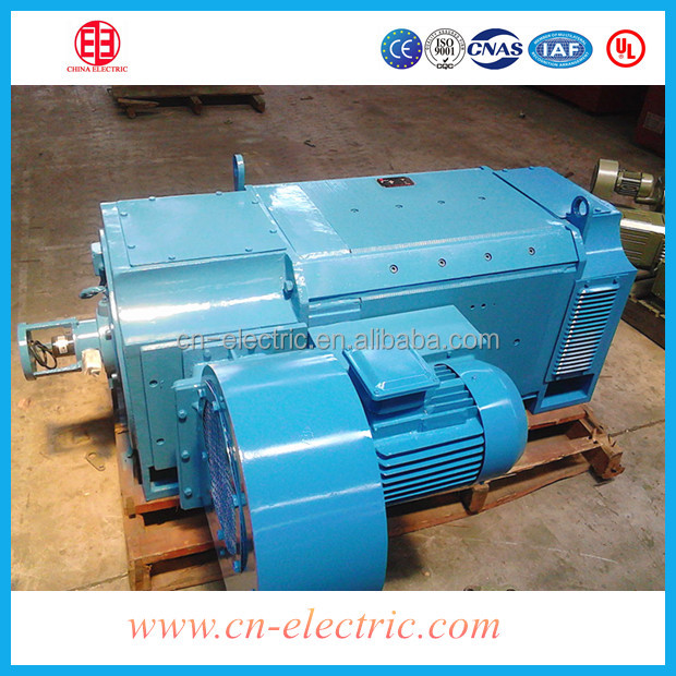 500Hp electric DC blower brush motor