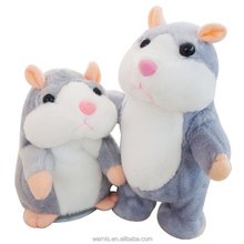 Factory Direct Sale Custom russian talking x hamster animals for children