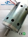 76mm IP00 cooling fan dc motor, used for power tools