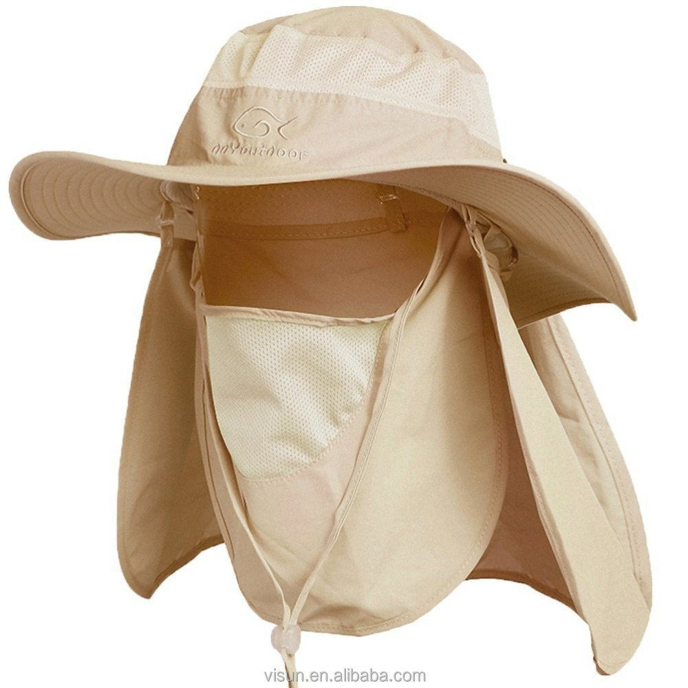 waterproof UV protect quick-drying outdoor SUN hat