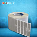 Custom Brand Design High Quality UHF Label RFID