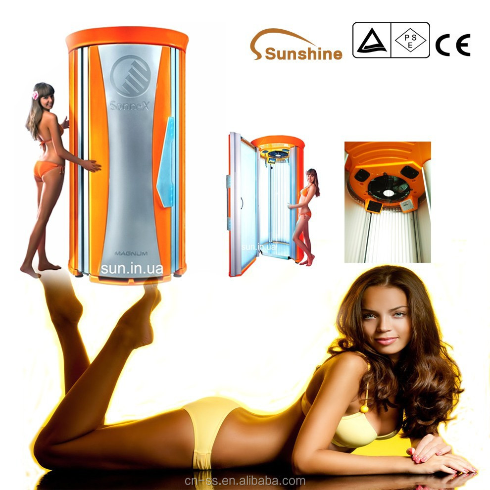 Vertical stand-up professional home spray tan machine factory price