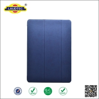 Protective Leather Case, Side Flip Stand TPU+PU Leather Cover Case for iPad Air 2