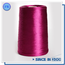 Wholesale high quality 100% dyed viscose rayon filament yarn