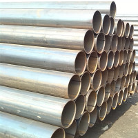 Buy Direct From China Factory Astm A106 Fluid Welded Steel Pipe