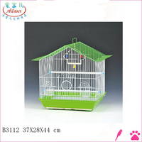 Manufacturer pet cage bird cages for sale High Quality Wire Steel Bird Cage