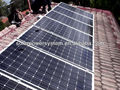 solar home power system 1000W under cheap solar panel price