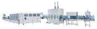 600BPH Pure Water Filling Line / 5Gallon Jar Bottling Plant