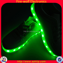 2016 China Wholesale Glowing Shoes Adult for Switzerland Retailer