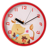 Promotional Fashion Wall Clock For Kids Room