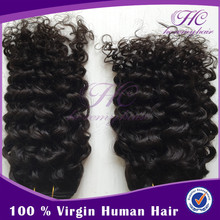 Provide Oem Service Indian Remy Hair Virgin Yaki Deep Wave And Jerry Curly Weave