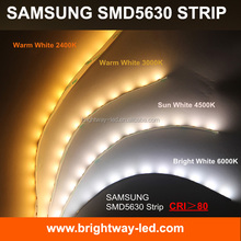 High quality underwater led strip light ip68