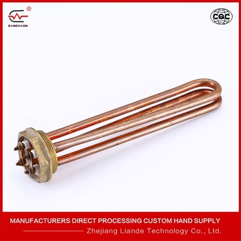 Long Lifetime stainless steel immersion water heating element