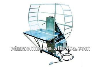 [RD-ST1000] Automatic carton strapping machine
