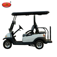 Shandong China Coal Group 2 Seats Solar Powered Electric Golf Cart