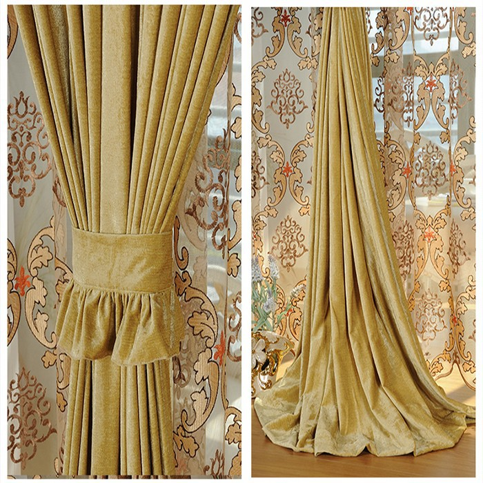 Gt solid color curtain and fabric gt chenille curtain and fabric