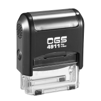 CGS 4911 Rubber Stamp Printer Amp