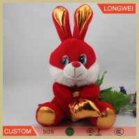 Top christmas toys for kids,Best christmas toys,Christmas plush rabbit