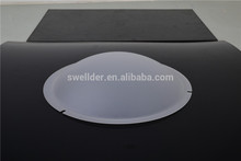 plastic diffuser LED light cover,pc polycarbonate dome lampshade