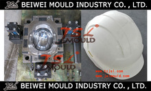 Customized Injection Plastic Industrial Construction Safety Helmet Mould