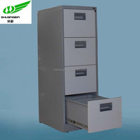 A4 filing storage vertical office iron cabinet