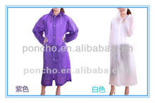 pvc raincoat women/pink adult pvc raincoat/pvc raincoats for women