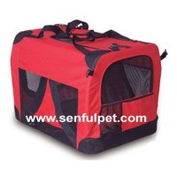 Collapsible Pet Dog Soft Crate