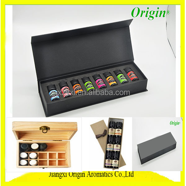 New design peppermint oil therapeutic grade top 6 essential oil set for bulk sale