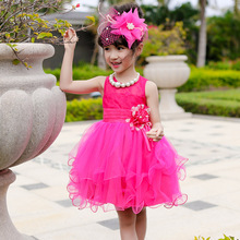 Latest Children Dress Designs Kids Party Wear Frocks Girls Party Dress