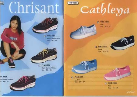 Vul Canized Shoes With Casual
