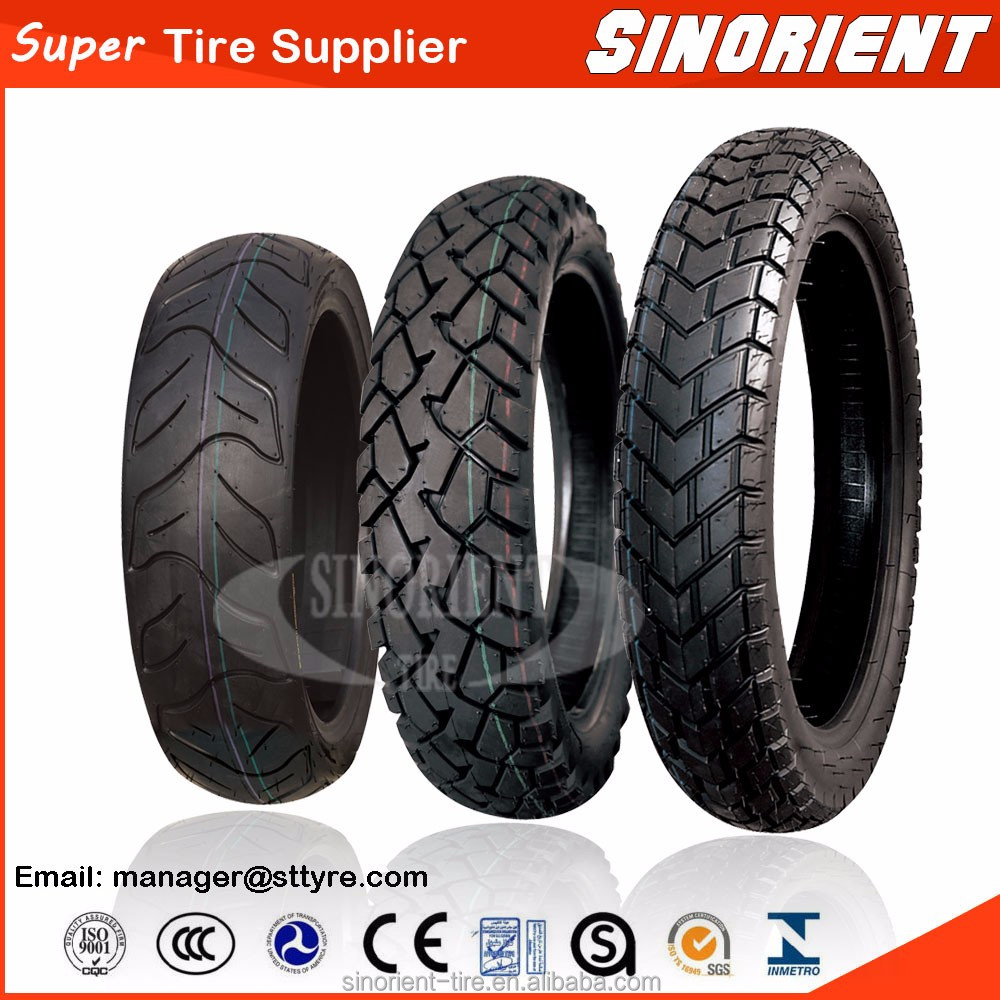 China High Quality Motorcycle Tire Manufacturer 300-18