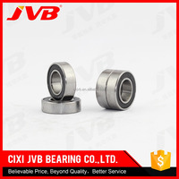 2015 Hot Sale High Precision and Low Noise deep groove ball bearing 689 miniature v groove guide bearing