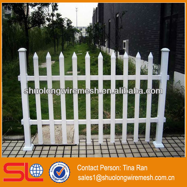 (BV Certificate)decorative outdoor metal garden edging fencing/plastic garden fence decorative