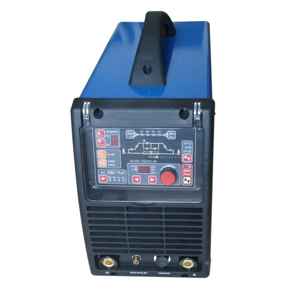 dual voltage welding machine