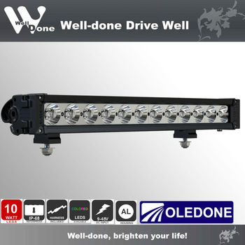 "Oledone 21"" 120w IP68 led light bar WD-12V10"