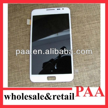 Hot sale For Samsung Galaxy Note i9220 N7000 lcd screen with Touch Screen Digitizer Assembly