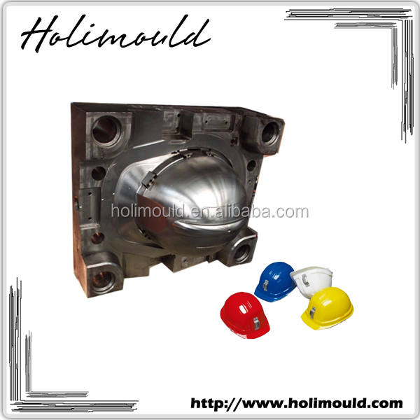Alibaba Express Factory Price HASCO Mold Base Hot Runner NAK80 Steel Specification Mold For Safety Helmet