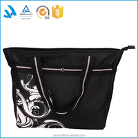 Factory cheap polyester messenger bag for women wholesale
