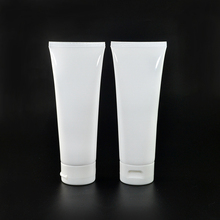 empty 100g soft plastic hand cosmetic cream packaging tube