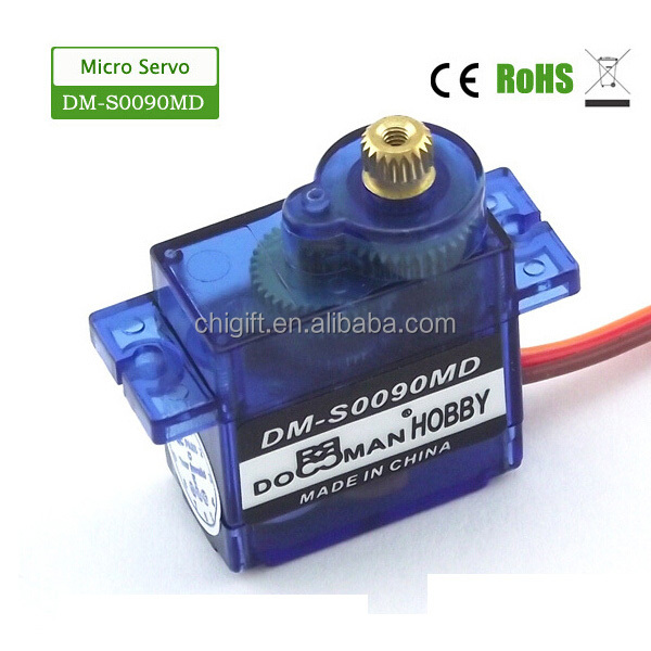 S0090MD micro servo full metal gears 9g rc digital servo
