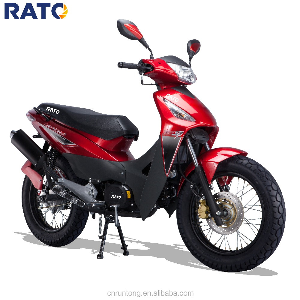 China factory sale rato super cub 110 motorcycle
